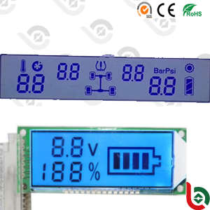 Power Meters Reflective Indicator HTN LCD