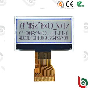 20X4 Character FSTN LCD Display with Different Backlight 1