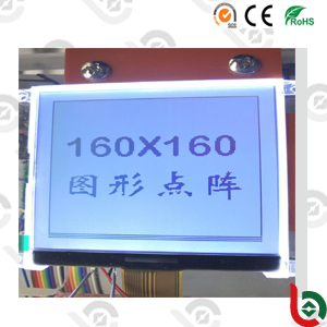 20X4 Character FSTN LCD Display with Different Backlight