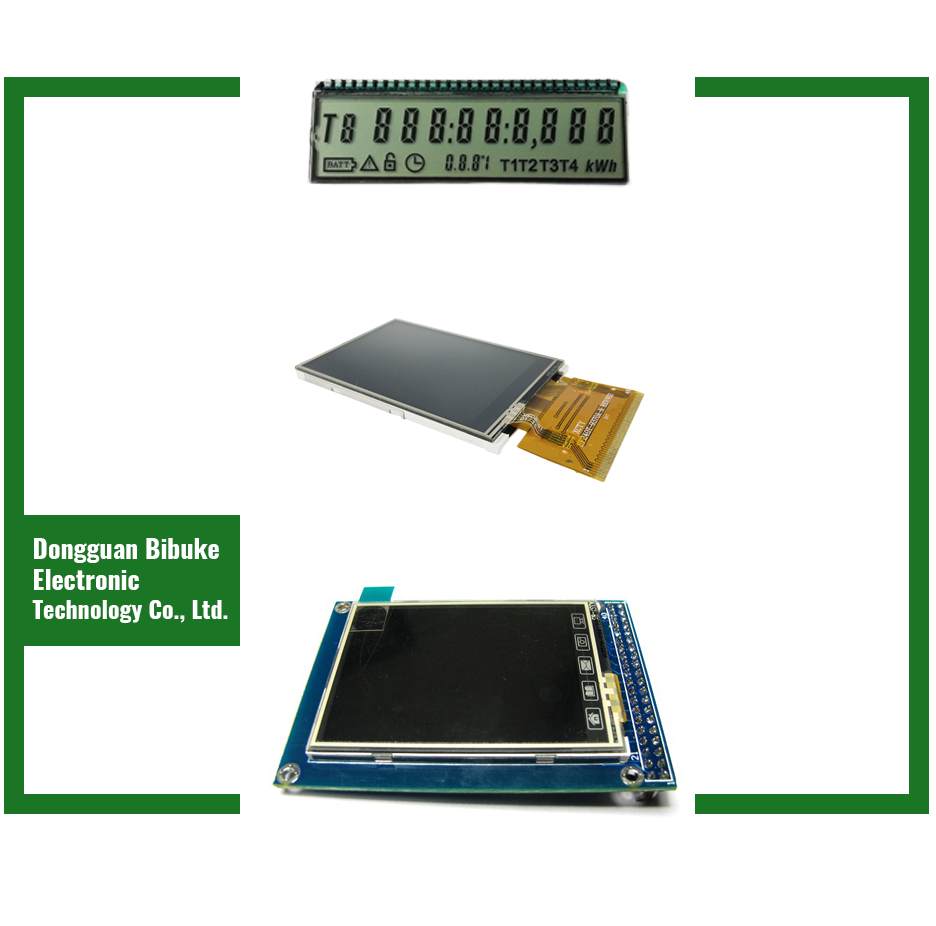 LCD panels and screens